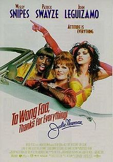Most say Dirty Dancing or Ghost is their favorite Movie he ever did. Not me. This is my favorite.
