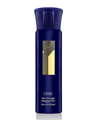 No more tears while brushing unruly locks! Run-Through Detangling Primer, 5.9 oz.   by Oribe at Neiman Marcus.