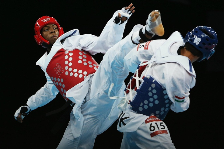 Day fourteen: Lutalo Muhammad of Great Britain will be contesting for a Bronze medal later tonight.