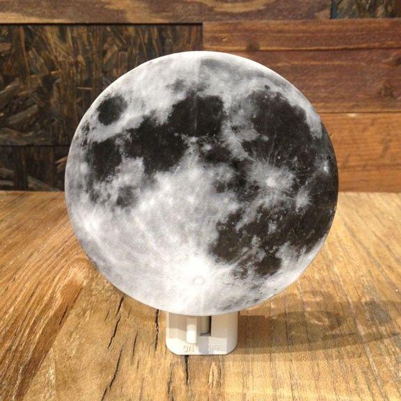 Night Light - Moon - Lighting