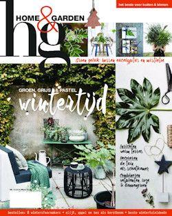 Proefabonnement: 3x Home & Garden € 15,-: Home and Garden is een tijdschrift dat staat voor een way of life: genieten van tuinen.