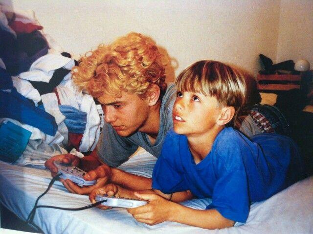 Dave franco as a kid