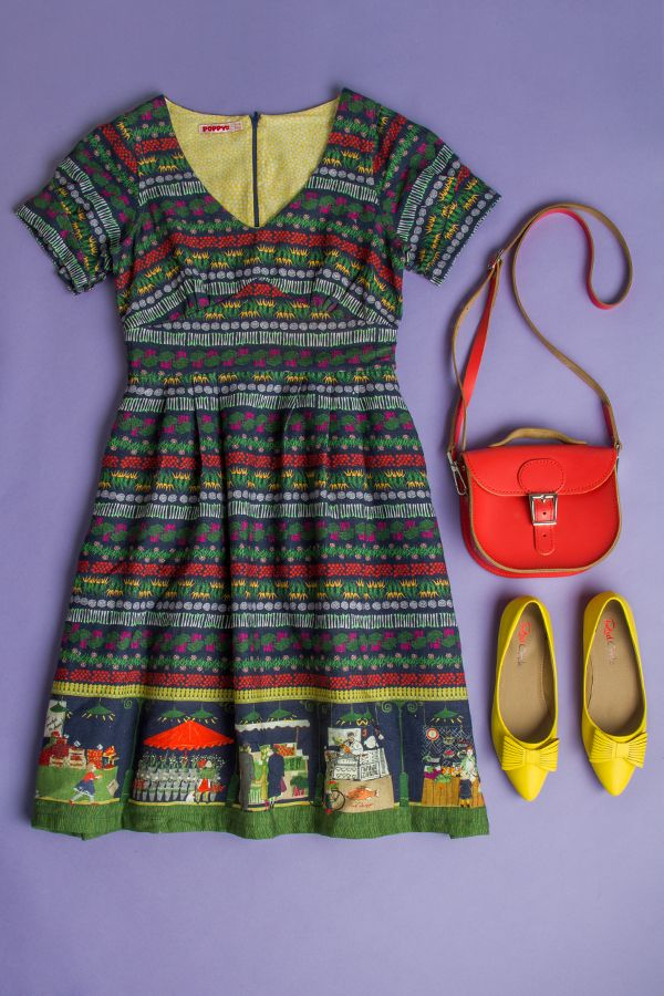 nice quirky and vintage outfits 17