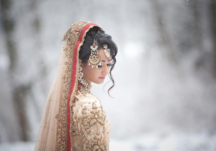 .beautiful bride.