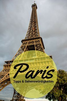 Um fim de semana em Paris: minhas dicas para sua curta viagem   – Favorites
