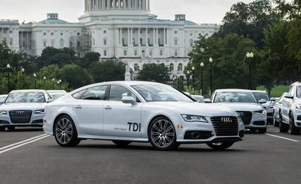 2014 Audi A7 TDI Diesel.. The Diesels are coming! The Diesels are coming!