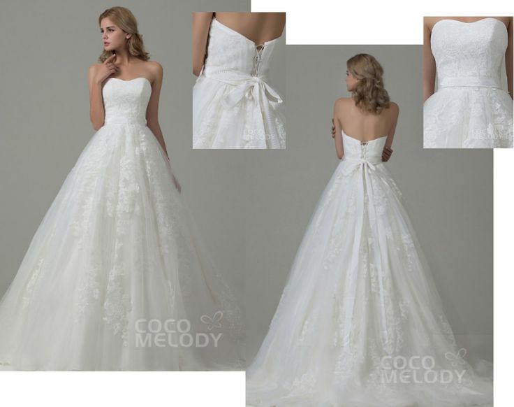 AimeeSueXO: CocoMelody | The Perfect Wedding Dress