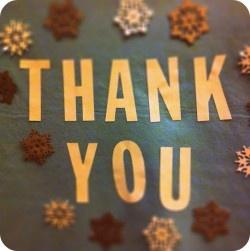 Teach your kiddos post-holiday gratitude