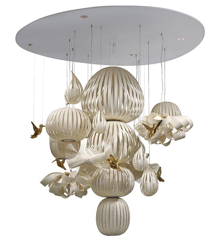 cloud lighting fixtures. Candelabro. Wood LampsPendant Cloud Lighting Fixtures F