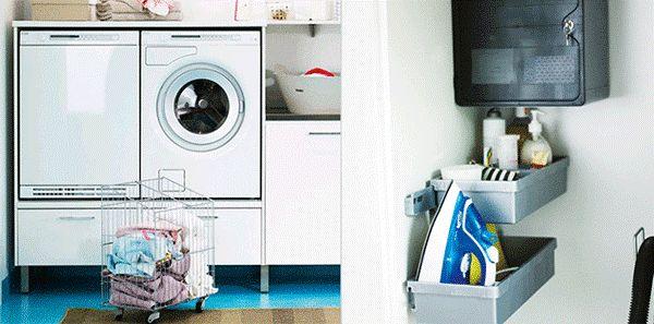6 grep som gjør vaskerommet ditt smart - Comfort