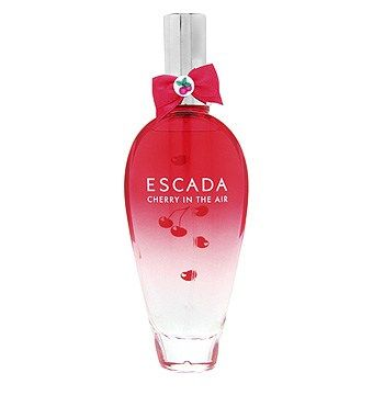 ESCADA CHERRY IN THE AIR EDT. 30Ml: 405 SEK. 50Ml: 605 SEK. Browse more here: http://www.parelle.se/sv/product/46567/cherry-in-the-air-edt #Sweden #ParelleCosmetics #Travel #100Ml #Beauty #Fragrances #Cosmetics #Escada