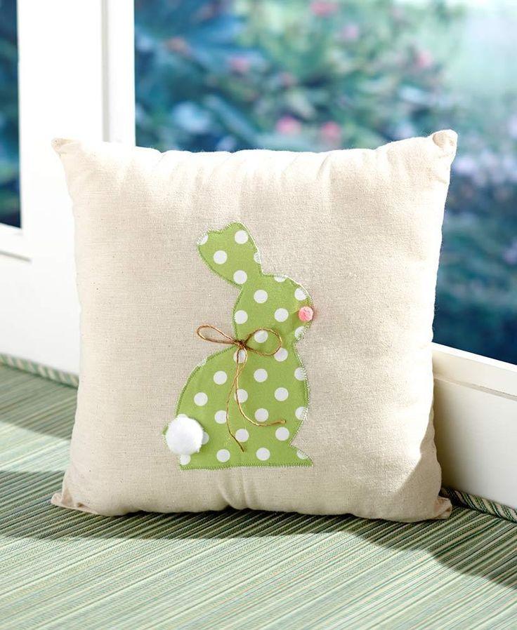Raz 18 Colorful Bunny Easter Pillow: 43 Best RAZ Easter Decorations Images On Pinterest