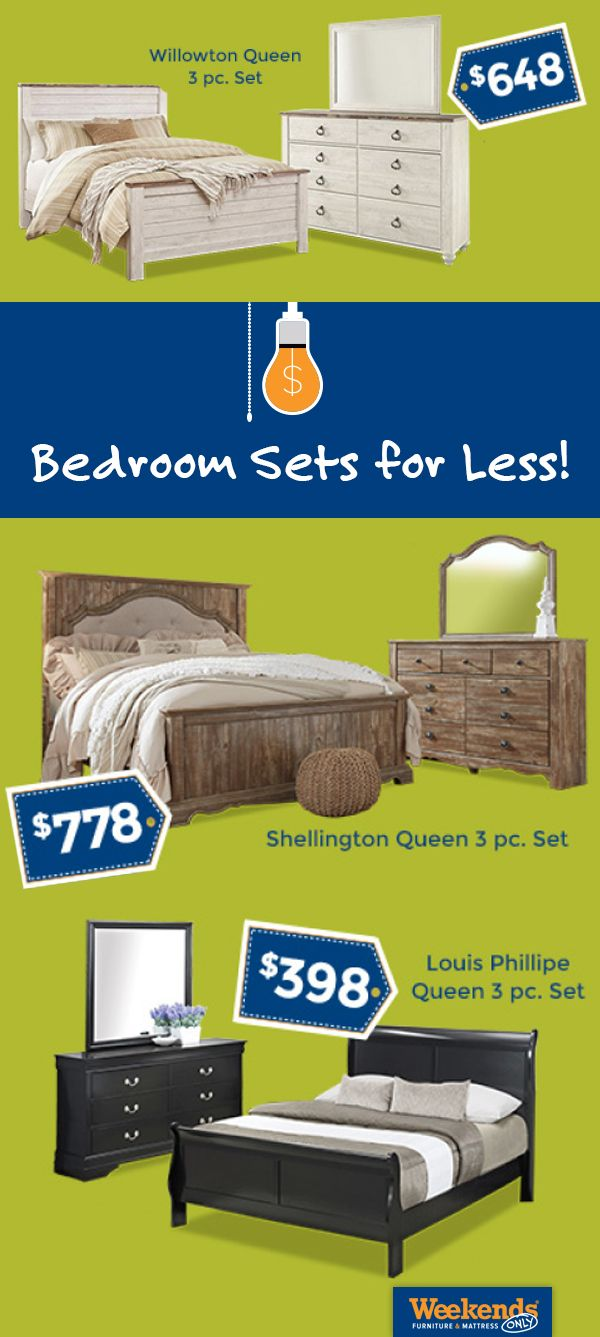 Shop everything bedroom at weekendsonly com weekends only furniture and mattress