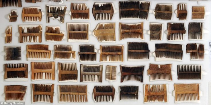 Mudlarking in the Thames Finds: Bone Combs (nit combs)
