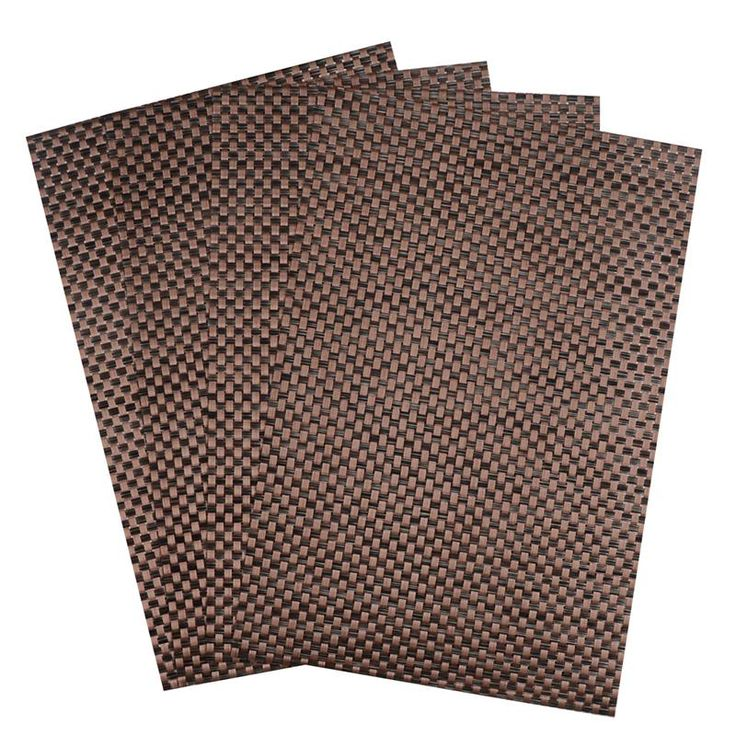 2015 Set of 4 PVC Cross weave Placemats for Dining Table Runner Linens place mat in Kitchen Accessories Cup Wine mat coaster pad