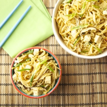 Sesame Udon Noodles - Add this recipe to your meal plan. get.ziplist ...