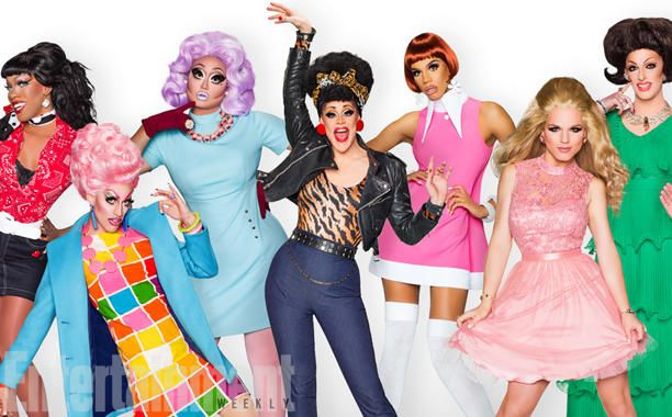 RuPaul's Drag Race season 8 queens and premiere date revealed | EW.com