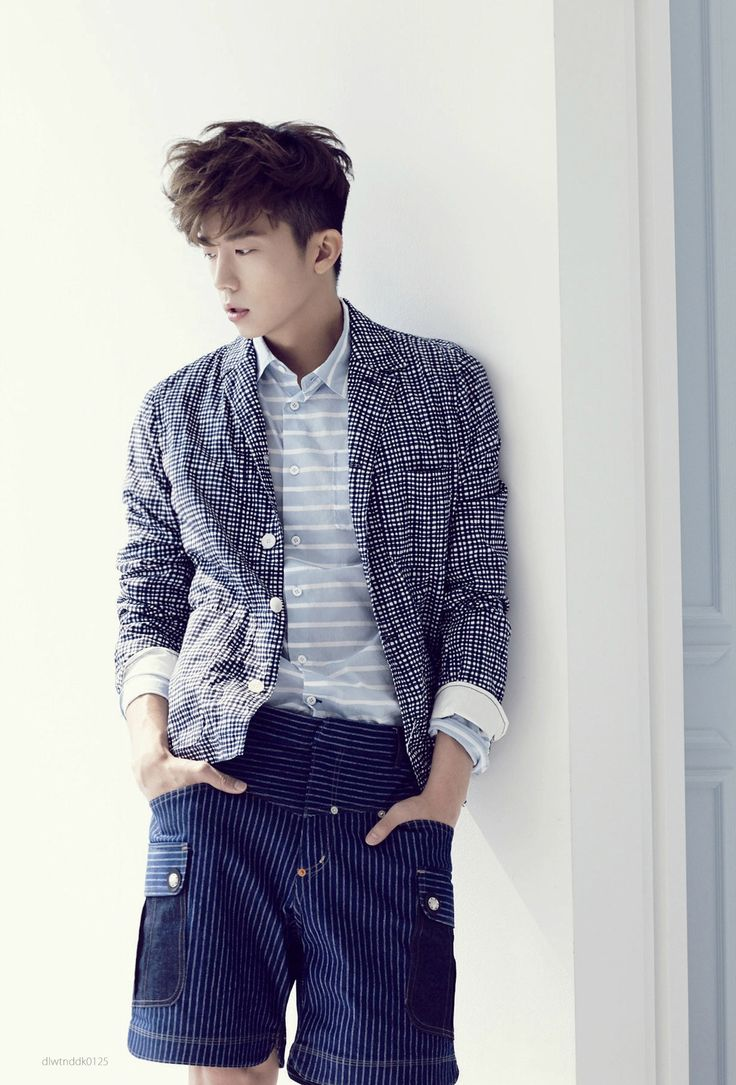 Wooyoung for High Cut magazine Japan.