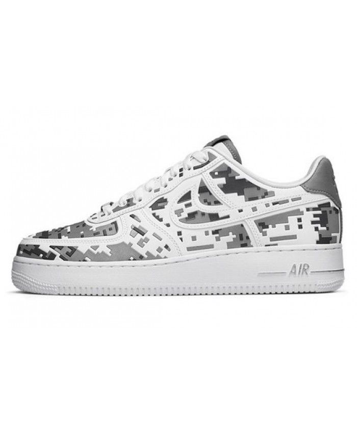 huge discount e85e0 66917 Nike Air Force 1 High Frequency Digital Camouflage Trainer Sale UK,Fashion  and trend.