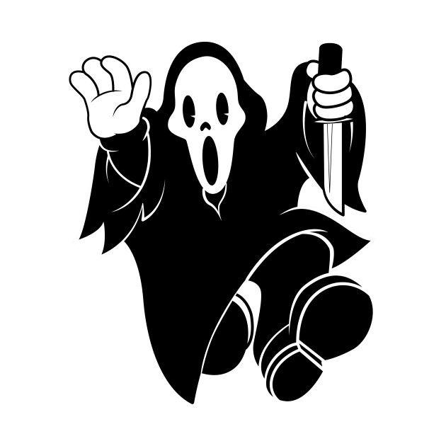 Ghostface 30 S Cartoons Vintage Cartoons Tattoo Ideen Ideen