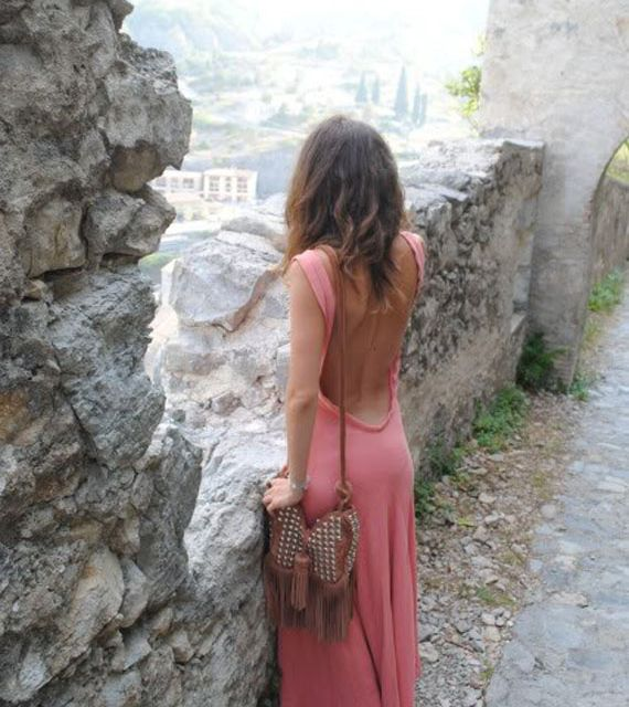 : Long Dresses, Summer Dresses, Open Back Dresses, Fashion, Style, Backless Dresses, Backless Maxi Dresses, The Dresses, Open Back