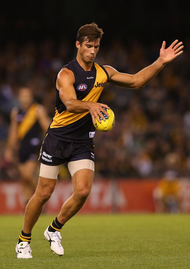 Alex Rance, Richmond Tigers | The Top 30 Smokin' Guns Of AFL