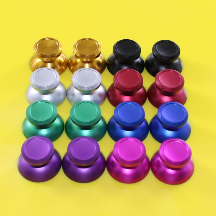 $22.75 (Buy here: https://alitems.com/g/1e8d114494ebda23ff8b16525dc3e8/?i=5&ulp=https%3A%2F%2Fwww.aliexpress.com%2Fitem%2F16-pcs-Aluminum-Metal-Analog-Thumb-Stick-Cap-For-Sony-Playstation-4-PS4-Controller-Gamepad-Joystick%2F32696744506.html ) 16 pcs Aluminum Metal Analog Thumb Stick Cap For Sony Playstation 4 PS4 Controller Gamepad Joystick Silver Gold for just $22.75
