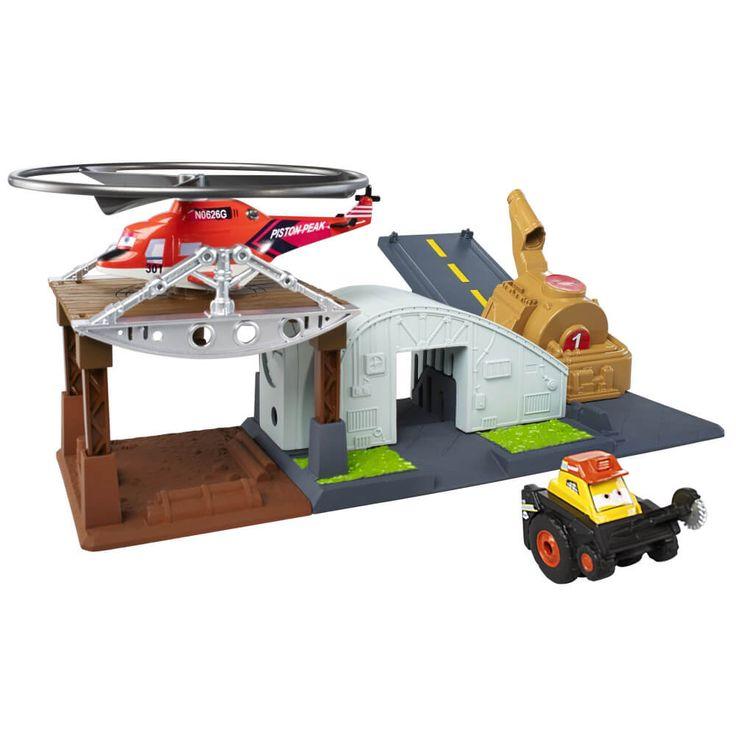 Set de joaca Disney Planes 2 Avioane cu titirez