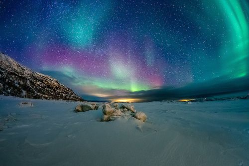 See the Northern Lights from Norway