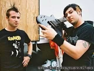 Zacky Vengeance and the gnome