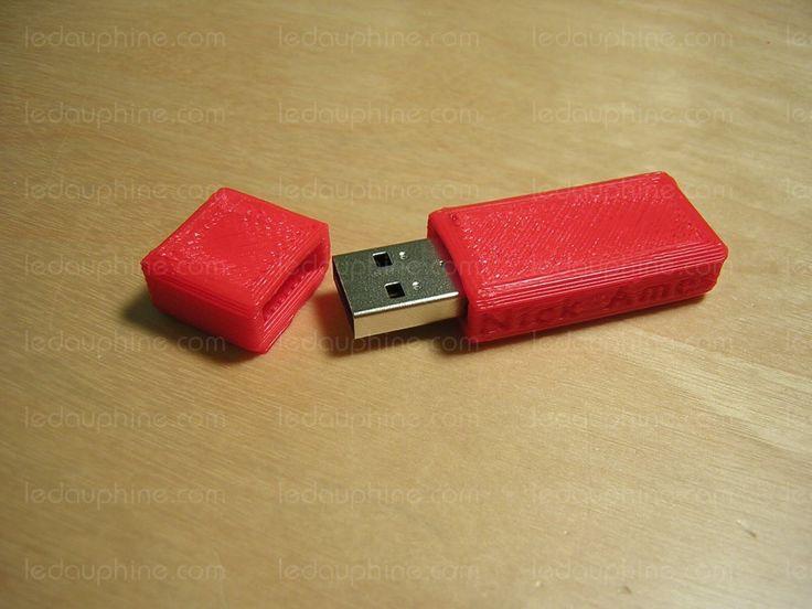 Attention aux clés USB déposées comme un cadeau dans les boîtes aux lettres. C'est un cadeau empoisonné. Photo d'illustration Flickr/Nick Ames