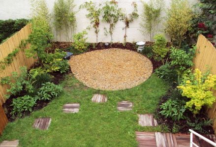 D coration et am nagement int rieur pour petits spaces for Idees de creation de jardin