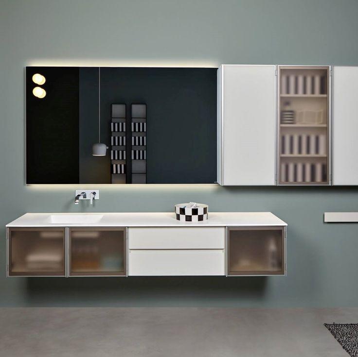 Antoniolupi ''Bespoke'' koleksiyonu, tasarımcı Carlo Colombo.  Antoniolupi ''Bespoke'' collection, designer Carlo Colombo.