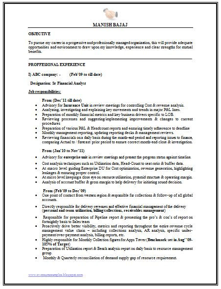 u0026quot professional curriculum vitae    resume template for all