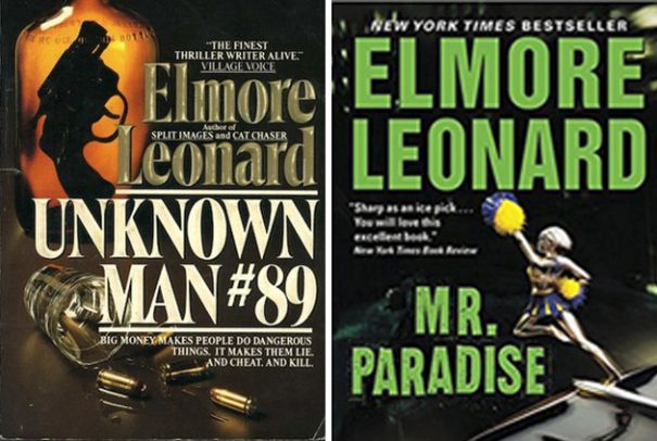 'Justified' Producers Developing Elmore Leonard Detroit Novels As TV Series