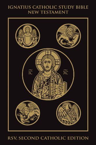 Bestseller books online Ignatius Catholic Study Bible: New Testament   http://www.ebooknetworking.net/books_detail-1586172506.html