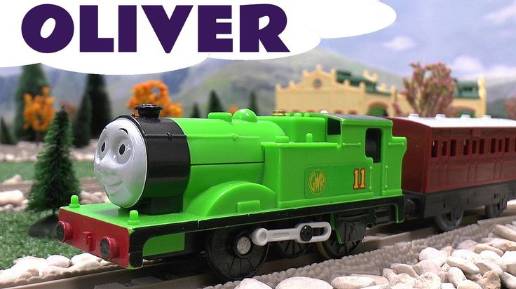 Thomas and Friends Spotlight OLIVER by Tomy Takara for ...