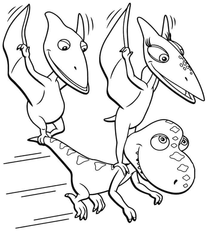 Dinosaurs Coloring Pages For Kids In 2020 Dinosaur Coloring