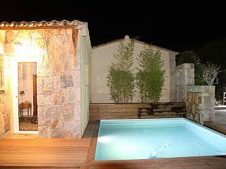 Villa+de+Luxe+à+2mn+de+Santa+Giulia+Palombaggia+piscine+chauffée+6+à+8pers+++++Location de vacances à partir de Porto Vecchio @homeaway! #vacation #rental #travel #homeaway