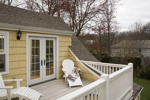 51 best images about 2nd floor cape cod design ideas on for Balcony addition