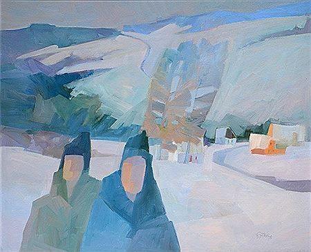 Claude Le Sauteur - Artist, Fine Art Prices, Auction Records for ...