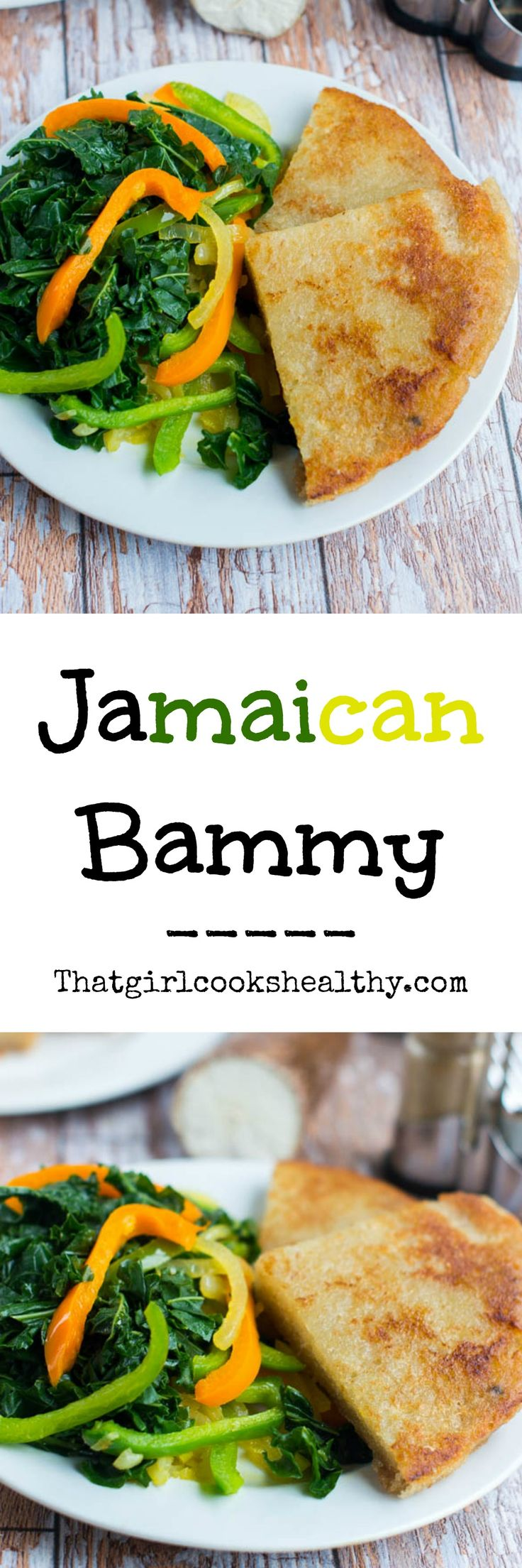 Jamaican bammy - Traditional flatbread saturated in milk that's made from grated cassavaFor those of you who aren't familiar with what bammy is, well that's quite alright. In one of my previous articles entitled what is caribbean food I went into tremendous detail about the various ground prov