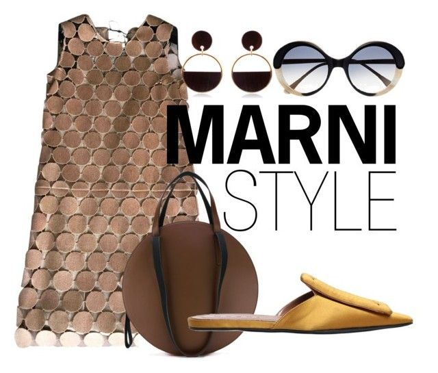 Marni inspo by illetilmote on Polyvore featuring Marni