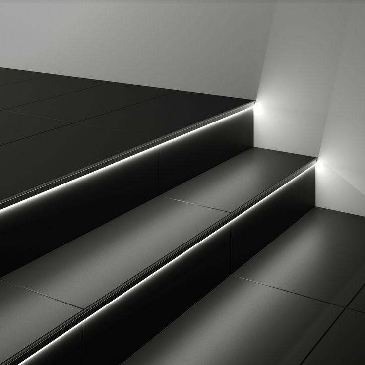 Auch auf Treppen haben sich Fliesen als robuster, dauerhaft schöner Belag bewährt. Doch gilt es beim Treppenfliesen einige Besonderheiten zu beachten. #fußboden #laminat #parkett #vinyl #fliesen #teppich #steinboden Finde den richtigen Handwerker dazu auf www.wirsindhandwerk.de