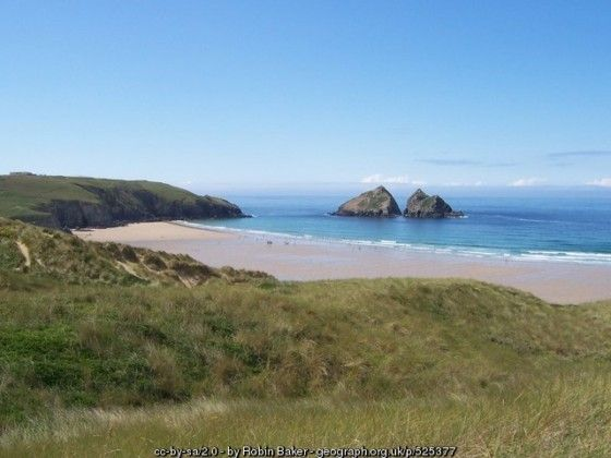 Cornwall attracts thousands of visitors every year many of whom rent accommodation on the holiday parks in the area.