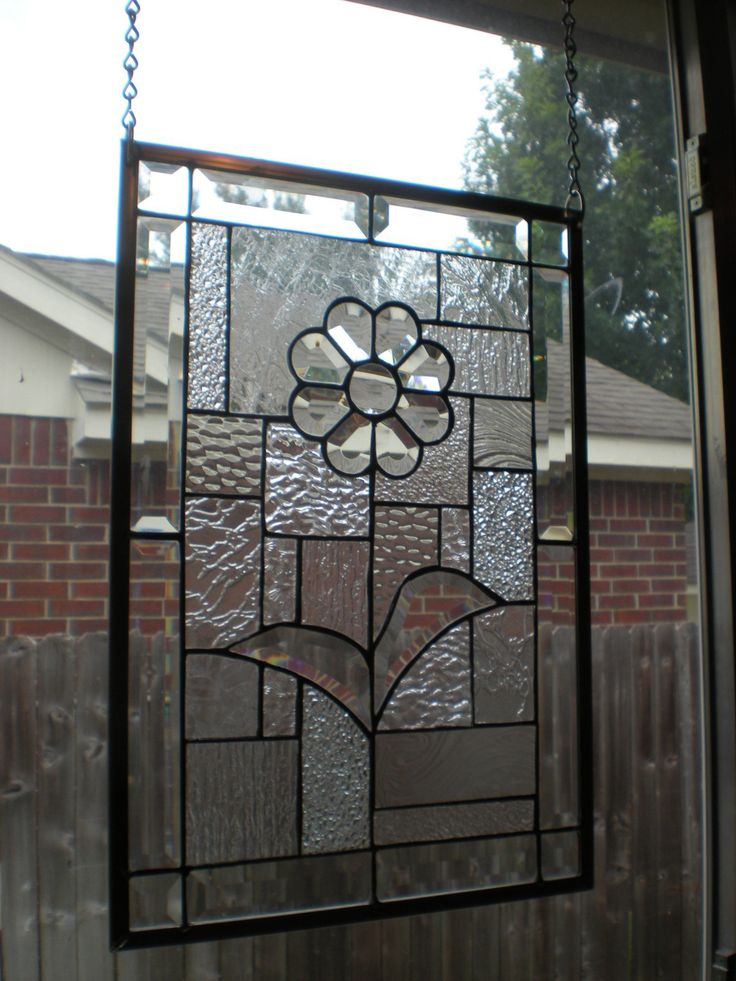 25 best images about stained glass bevels on pinterest for 15 panel beveled glass door