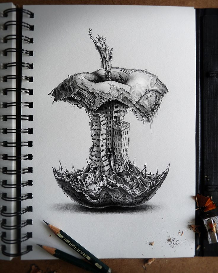 French illustrator PEZ (aka Pierre-Yves Riveau) has shared pages from his 2014 sketchbook, and it's impeccably detailed work. He works in graphite and colored pencil and his subject matter journeys all the way from the humorous and beautiful, to the political and grotesque. Read more at http://www.visualnews.com/2015/03/incredibly-detailed-illustrations-pezs-2014-sketchbook/#dGBiQx0croYmRpFm.99