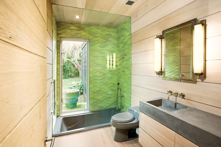 17 Best Images About Green In The Home On Pinterest Green Cabinets Green Tiles And Accent Walls