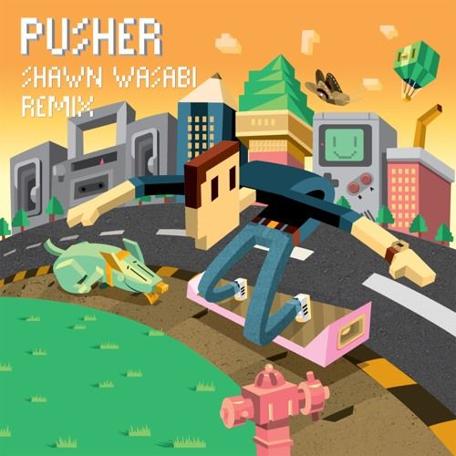 Listen #free in #SoundCloud now: Pusher - Clear ft. Mothica (Shawn Wasabi Remix) by Shawn Wasabi