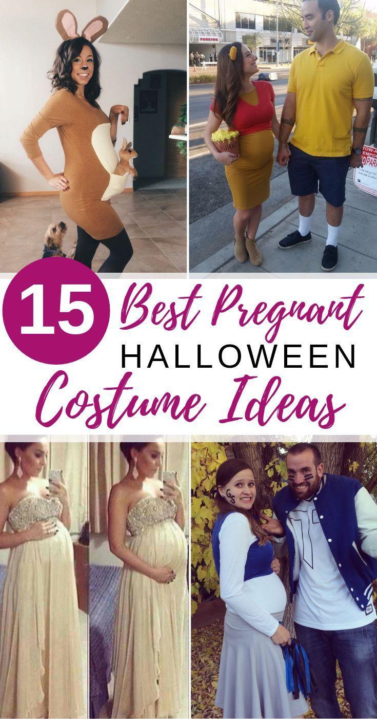 731b985e52384 15 Best Pregnant Halloween Costume Ideas   Halloween Ideas   Pregnant  Halloween Costumes   Maternity Costumes Halloween   Halloween Maternity  Costumes ...